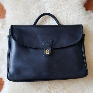 Ghurka Vintage Parker Briefcase Black